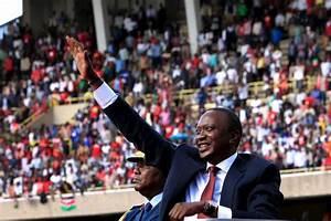 Kenya: Kenyatta Sworn In As Police Teargas Opposition ...