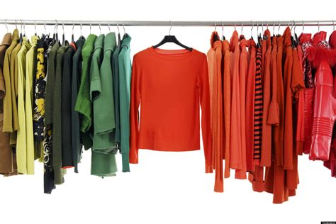 Clothes And Personality What Your Favourite Colour Says