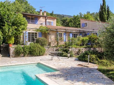 villa piscine priv 233 e a 4 km du 224 seillans var location de vacances n 176 1540 par