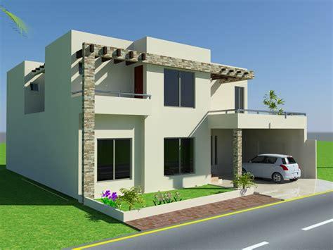 6 Marla Home Design 3d : 3d Front Elevation Com 10 Marla House Design Mian Wali