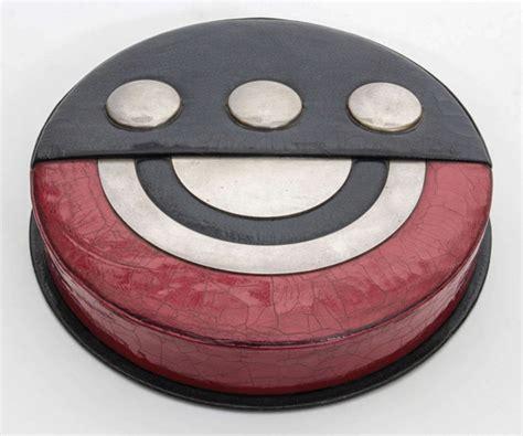 historical design i deco la marquise de sevigne covered chocolate box 1932