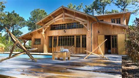 maison en bois cap ferret id 233 es pour la maison cap ferret maisons en bois et