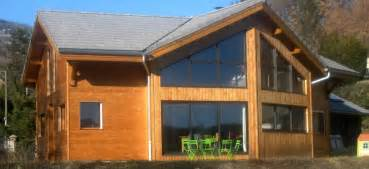 photo de chalet en bois l habis