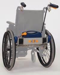 motorisation pour fauteuil roulant manuel v max