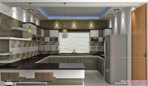 H And H Home Interior Design : Home Interior Designs By Increation, Kannur