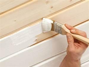 Holz Mit Wandfarbe Streichen : die besten 25 holzdecke streichen ideen auf pinterest streichen tipps sch ner wohnen m bel ~ Markanthonyermac.com Haus und Dekorationen