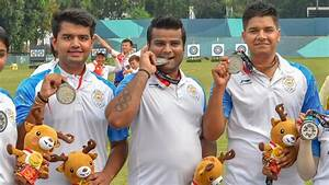 Asian Games 2018 Compound Archery Mens Team Lose Gold In ...