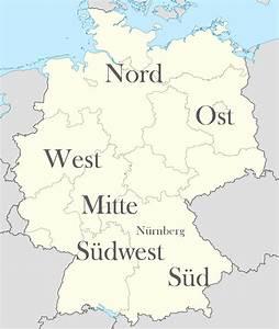 Süd Ost West Nord : regionen sommelier union deutschland e v ~ Markanthonyermac.com Haus und Dekorationen