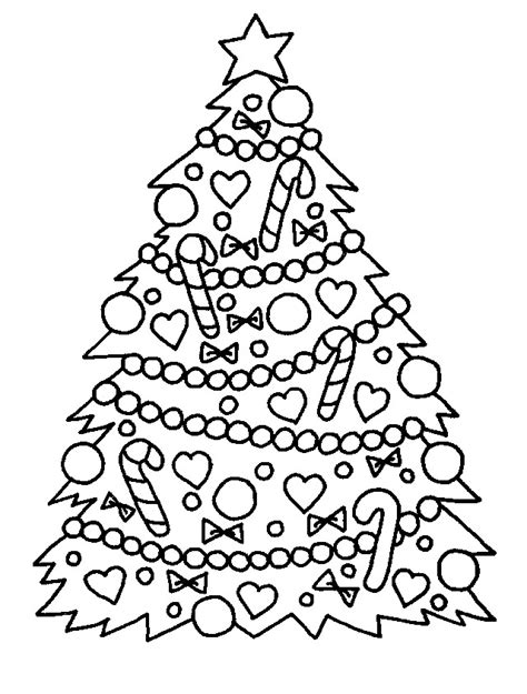coloring page tree coloring pages 41