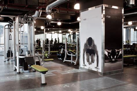 Gym Interior : Commercial Gym Decorating Ideas