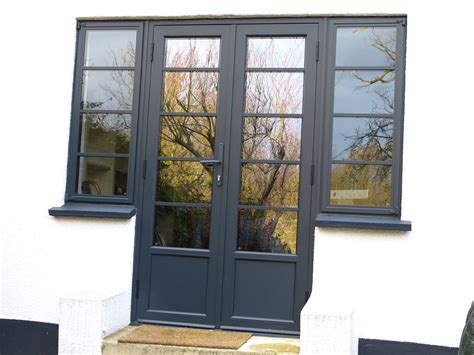 Door - Window : Aluminium Steel Replacement Doors