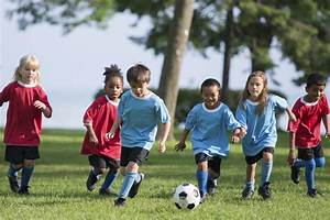 Fun Soccer Drills and Exercises for 5-year Olds
