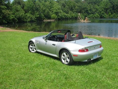 Purchase Used 2000 Bmw Z3 Roadster Convertible 2-door 2.3l
