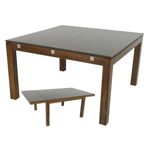 table carr 233 e rallonge montr 233 al meuble salle 224 manger