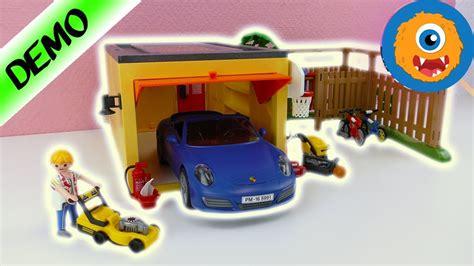 Playmobil Garage With Bike Parking City Life 9638 English