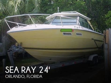 Sea Ray Boat Tops by Sea Ray Srv 240 Hard Top 1975 For Sale For 12 000 Boats