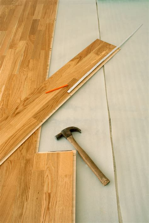 laminate flooring how do you install laminate flooring