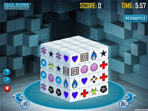 mahjongg dimensions msn free