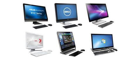 comparatif pc aio meilleurs ordinateurs tout en un e choix