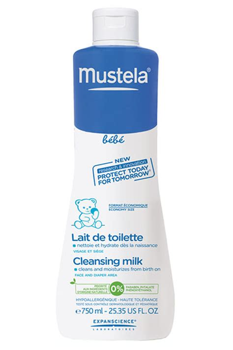 mustela mustela baby cleansing milk mustela 174 cosmeticobs l observatoire des cosm 233 tiques