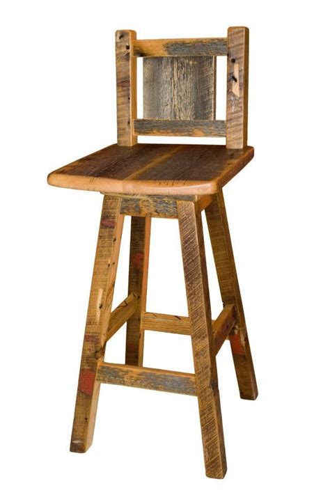 bar stools furniture 33 best rustic images on chairs projects and