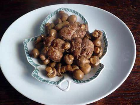 cuisiner des paupiettes paupiettes de porc sauce moutarde fond de veau et cr 232 me liquide