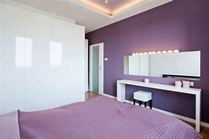 Welche Wandfarbe Passt : welche wandfarbe f rs schlafzimmer 31 passende ideen ~ Markanthonyermac.com Haus und Dekorationen