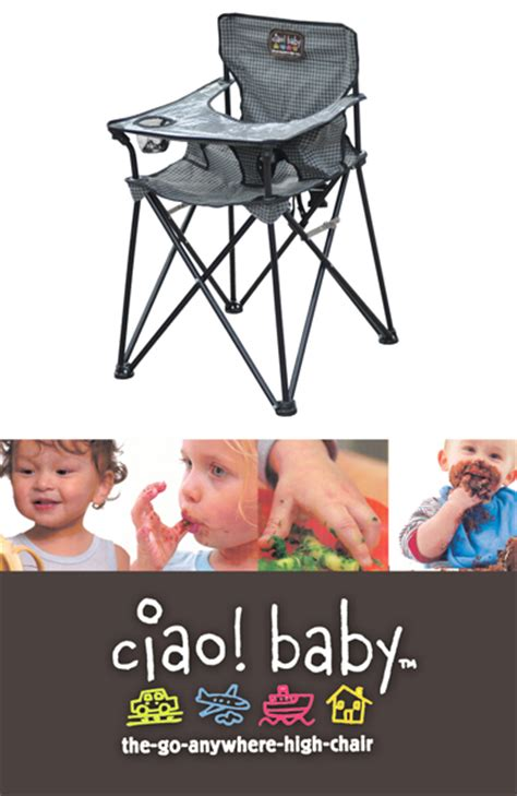 the portable high chair canada ciao baby canada