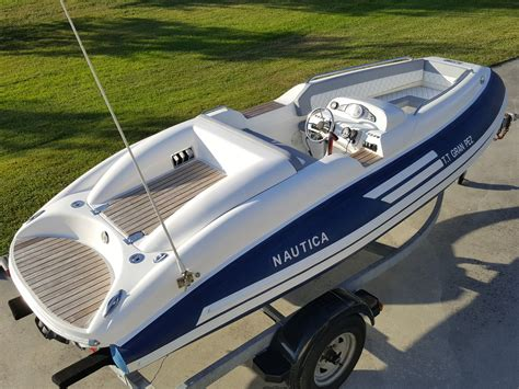 Inflatable Boat Jet by Nautica Inflatable Boat Rib Jet 16 Limited 4 Stroke 2007