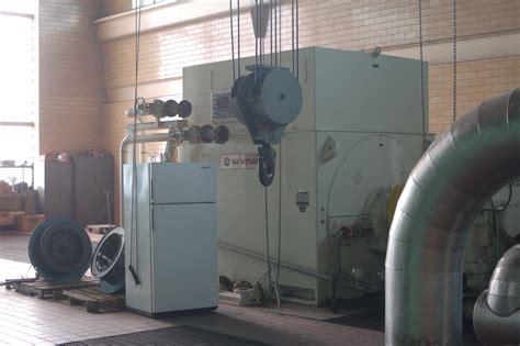 7 mw dresser rand steam turbine generator for sale at equipment