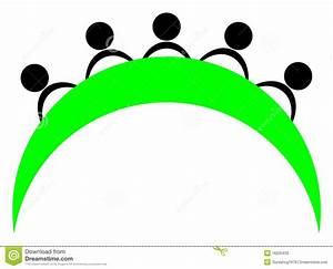 Discussion round table stock vector. Image of seat ...