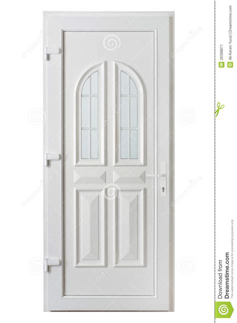 american door and glass american panel pvc door with frosted glass stock image