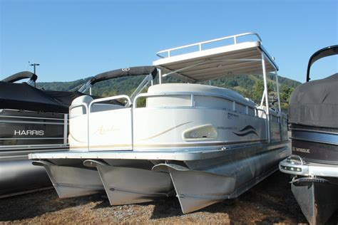 Sea Ray Pontoon Boats For Sale by Used Pontoon Boats For Sale In Maryland Boats