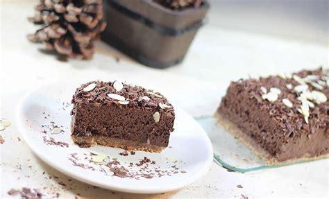 g 226 teau 224 la mousse au chocolat sans sucre ajout 233