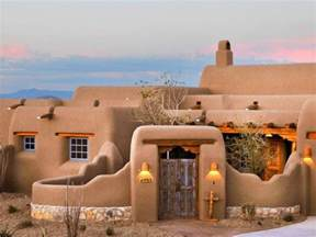 pueblo they are common to the southwest desert the earth southwest style pueblo desert adobe home adobe