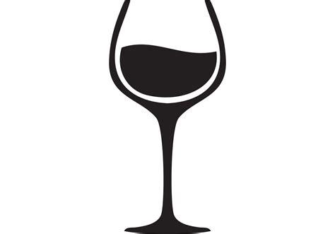 Black Clipart Wine Glass  Pencil And In Color Black