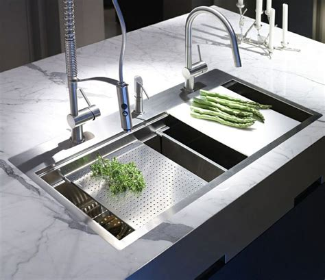 Stainless Steel Kitchen Faucet  How Can You Your Modern
