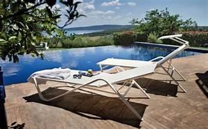 Gartenmöbel Aus Italien : liegestuhl in wei von emu lifestyle und design ~ Markanthonyermac.com Haus und Dekorationen