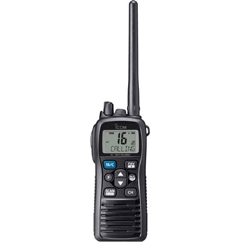 Boat Hand Radio by Icom M73 Euro Handheld Vhf Ic M73 Free Uk Delivery