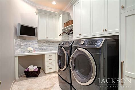 Laundry Room Design And Remodel In San Diego  Jackson