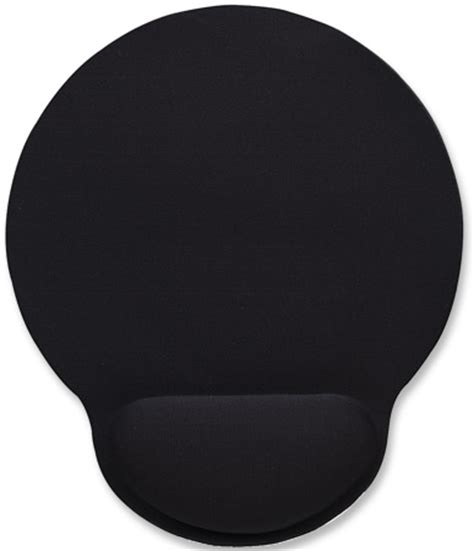 manhattan products wrist rest mouse pad 434362