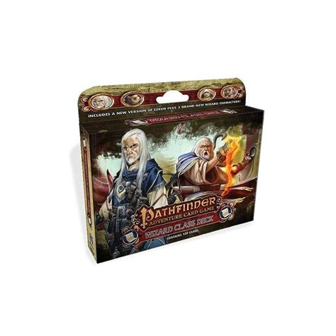 paizo publishing pathfinder wizard class deck