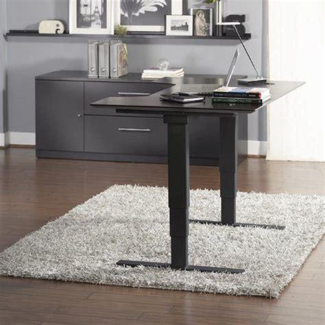 jesper height adjustable sit stand desk gadgetify