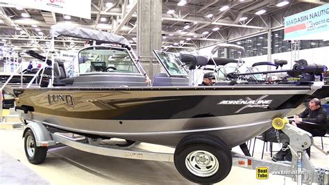 Lund Boats For Sale Quebec by 2015 Lund 1875 Impact Sports Fishing Boat Walkaround