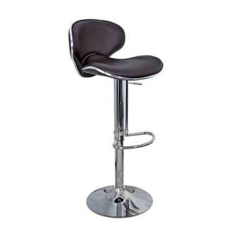chaise de bar marron cobra achat 224 prix pas cher design bookmark 12827