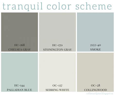 Calming Colours Mental Health Bedroom Color Schemes Feng