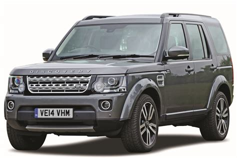 land rover discovery suv 2009 2017 review carbuyer