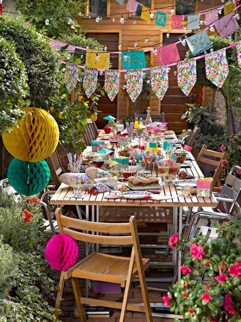 Deko Gartenparty 50 Selbstgebastelte Garten Party Vorschläge