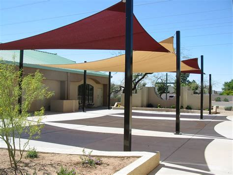 image of sun shade sail residential patio sun shade patios shade structure and