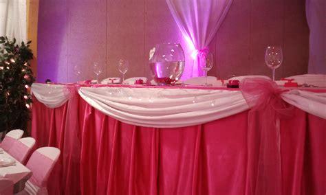 decor pour mariage decor table des maries mariage ile de deco salle deco mariage